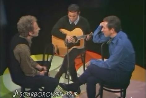 Scarborough Fair: Simon, Garfunkel, Williams