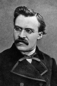 Friedrich Nietzsche um 1869