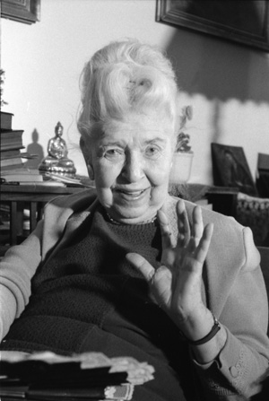 Maria Szepes 1992