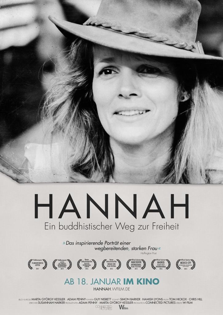 Hannah – Ein buddhistischer Weg zur Freiheit