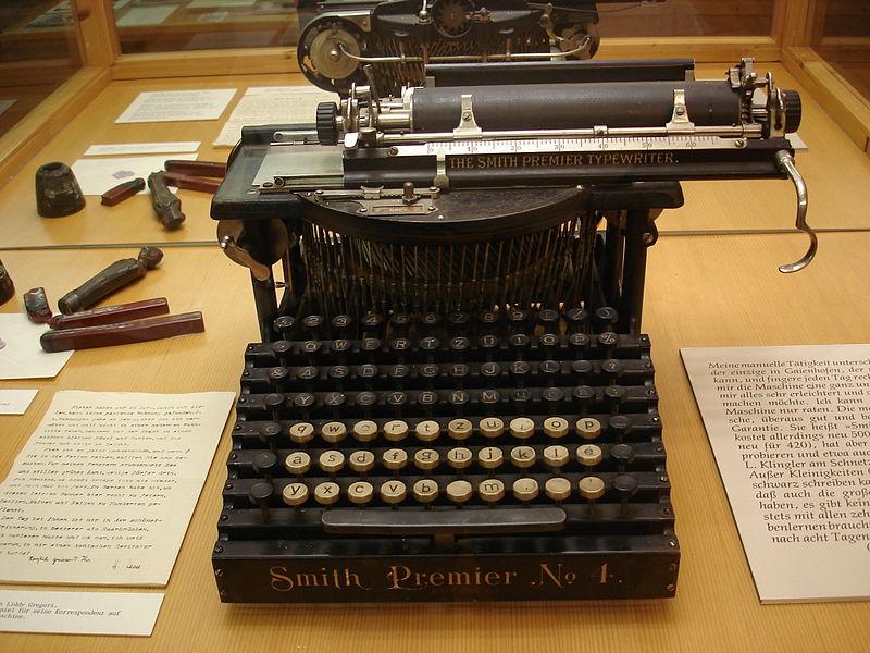 Hesses Schreibmaschine