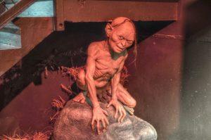 Gollum (Wachsfigur)