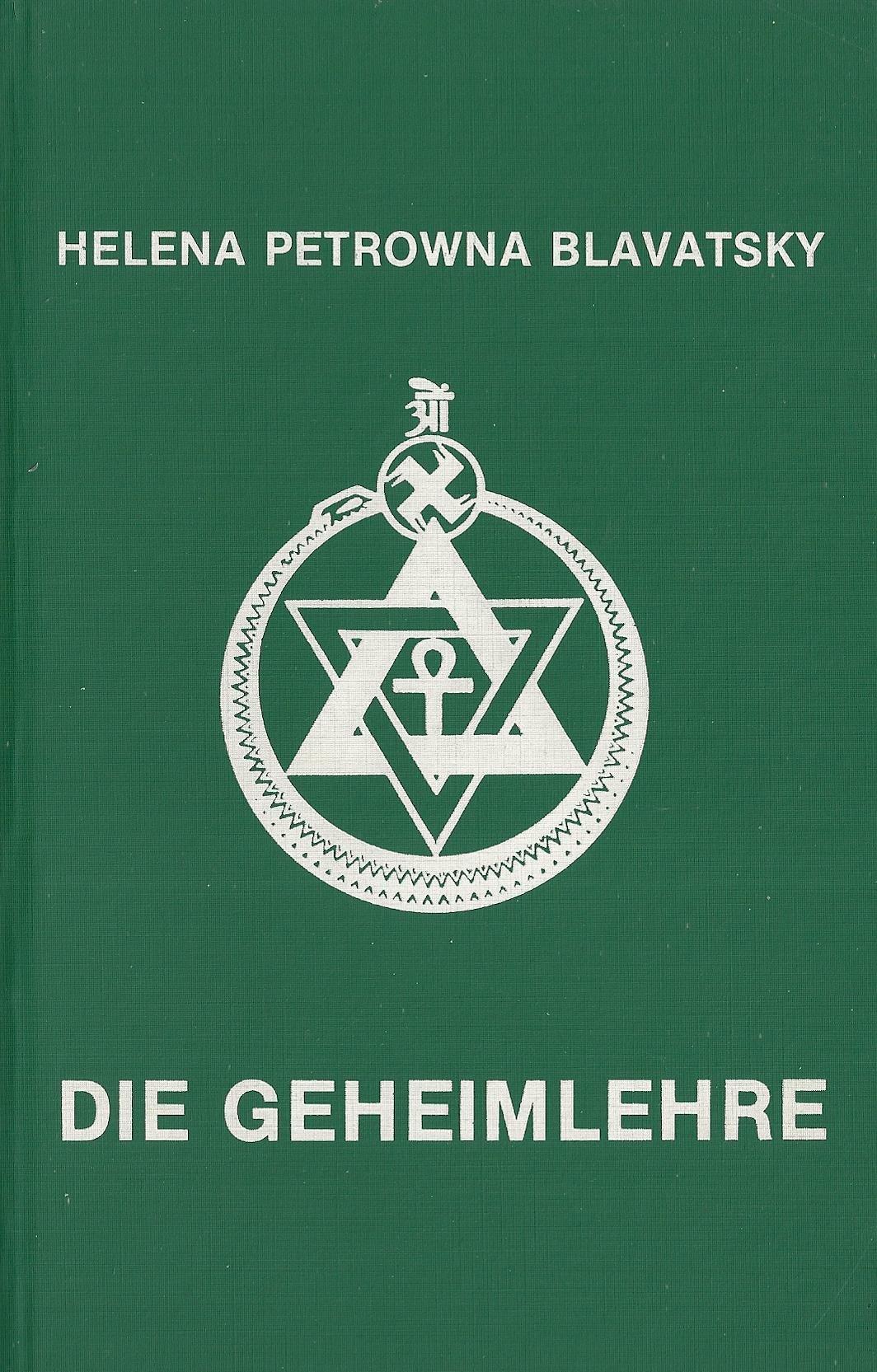 Blavatsky Geheimlehre
