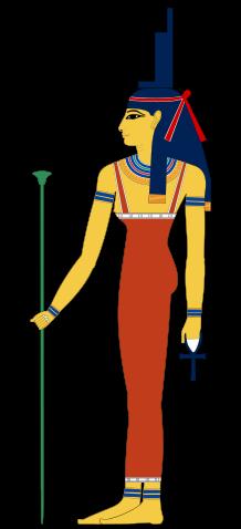 Isis, altägyptische Göttin