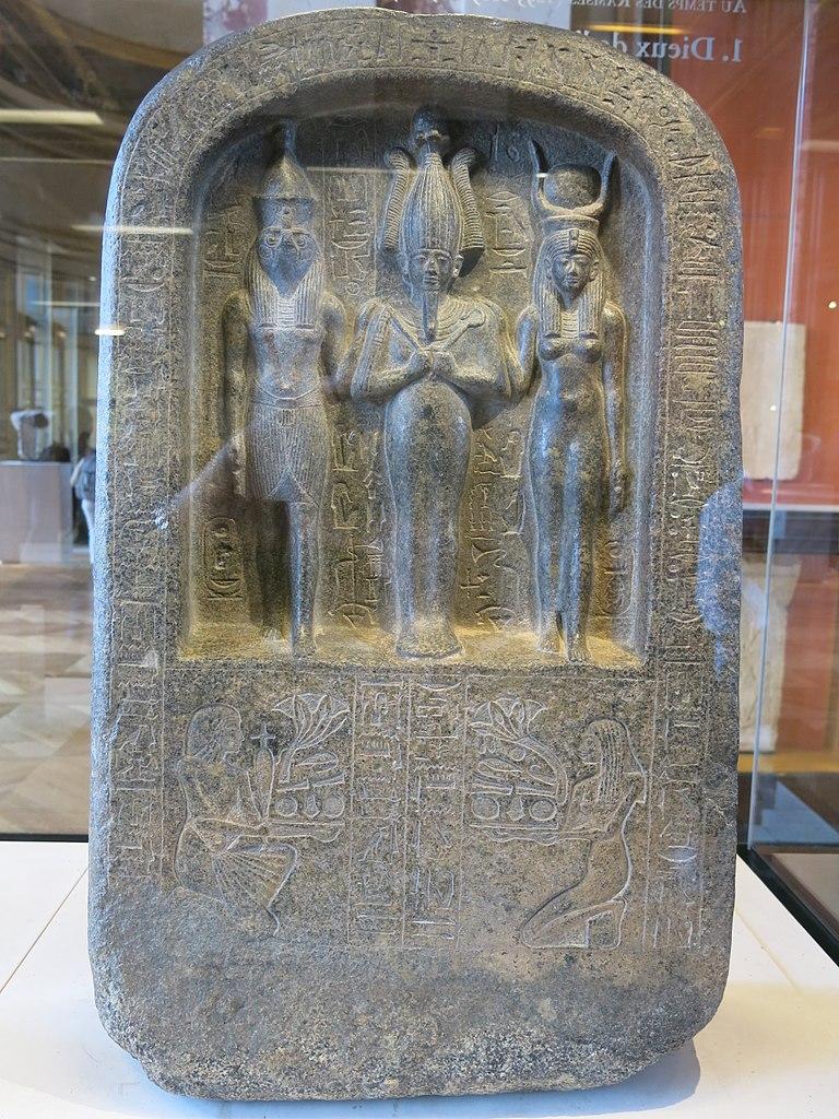 Osiris - Horus - Isis